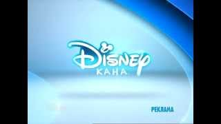 Disney Channel Russia - Idents - August 2014