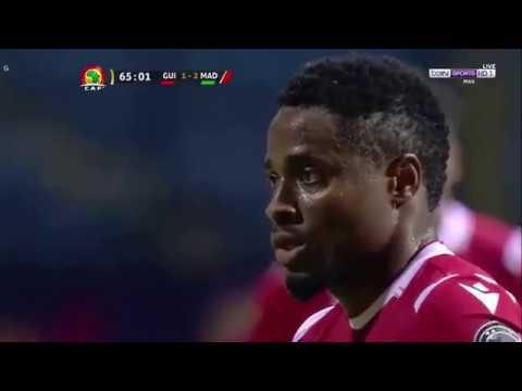 ملخص مباراة غينيا ومدغشقر المتعة الافريقية عائدة بقوة