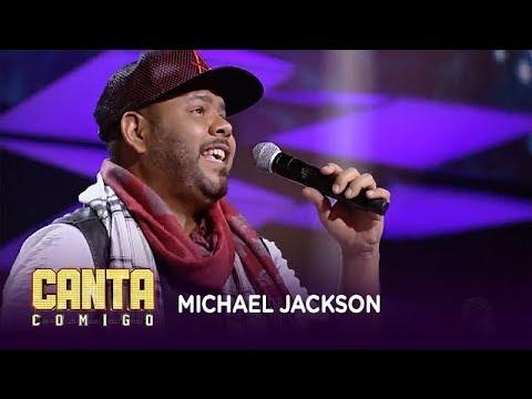 Tiago Costa canta sucesso de Michael Jackson, mas convence apenas 46 jurados