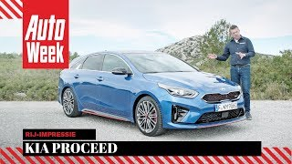 Kia Proceed - AutoWeek Review - English subtitles