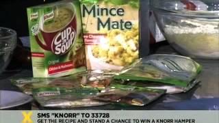 Knorr: Biltong Flat Bread (07.09.2012)