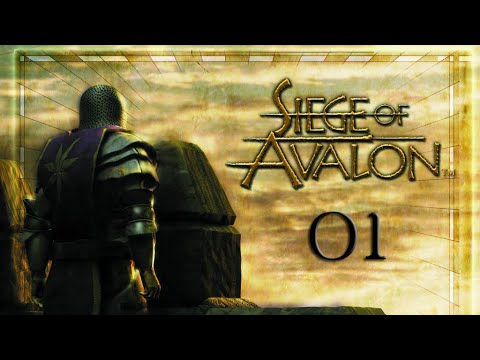 Присматриваемся к Siege Of Avalon (Осада Авалона) - 01