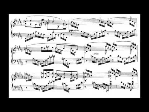 Gabriel Fauré - Ballade Op. 19 (1881)