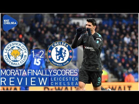 LEICESTER 1-2 CHELSEA (AET) || MORATA FINALLY SCORES! || SOUTHAMPTON IN SEMI FINAL!