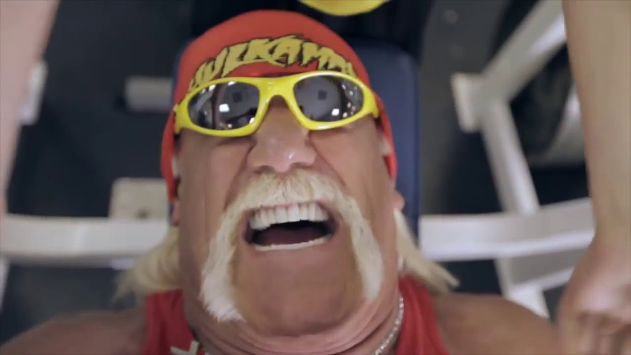 Халк Хоган (Hulk Hogan). Рецепт коктейля для набора массы.