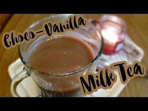 ∴ CHOCO & VANILLA Milk Tea ∴