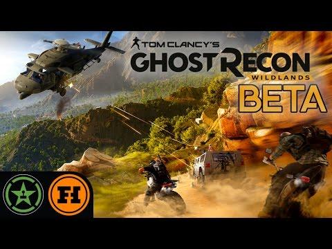 Let's Play - Ghost Recon Wildlands BETA