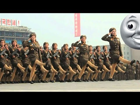 Thumbnail: I Put Thomas The Tank Engine Music Over North Korean Marching
