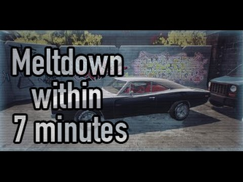 Payday 2 Safehouse upgrade Longfellow Meltdown within 7 minutes