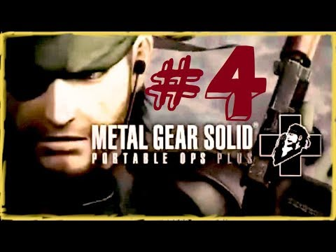 MGS - Portable Ops Plus | Infinity Mission (Extreme)
