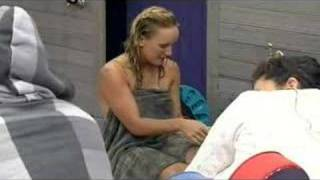BB08 Australia - Renee Streaks During Truth or Dare