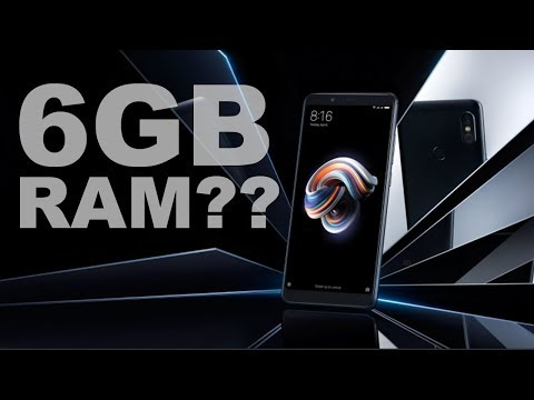 6GB RAM Seriously?? Ft. Redmi Note 5 Pro