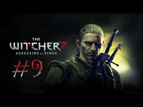 Смотреть прохождение игры Ведьмак 2. Серия 9 - Время мести.