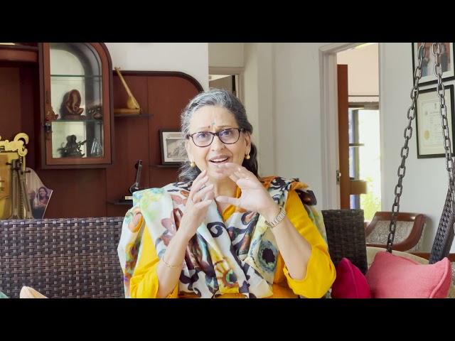 Planning the performance | Sneak peak into Arati Ji's thought process for e-Swaranubhuti