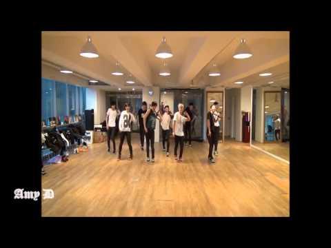 Alphabat Tantara Mirrored Dance Practice