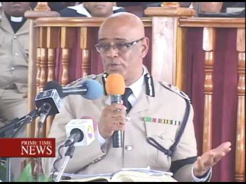 National Security Min  To Address Rising Crime - TVJ Prime Time News - June 11 2017