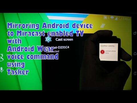 Full download aru miracast tasker setup for Mirror xbox one to android