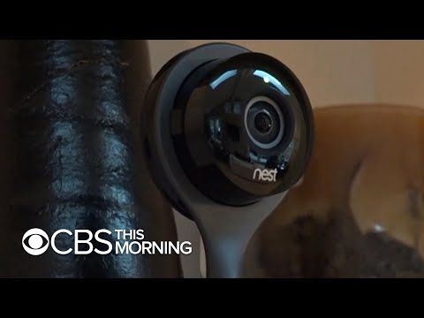 Leah Tyler Blog - Family's Nest Security Cameras Hacked...