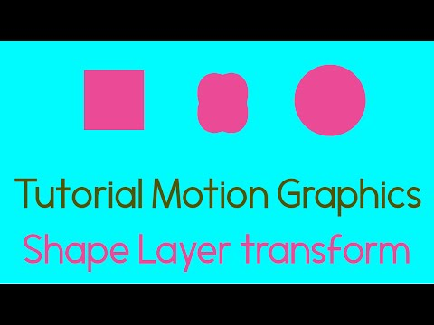 Tutorial motion graphics indonesia | after effects