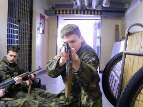 military school in Czech republic