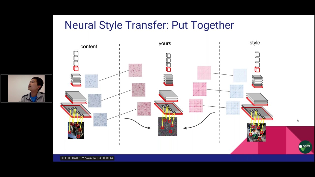 Part 2 Machine Learning With TensorFlow: Neural Style Transfer by Hieu Pham