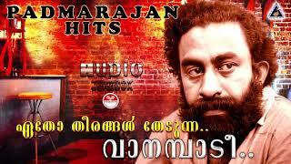 ഏതോ തീരങ്ങൾ തേടുന്ന വാനമ്പാടീ..|പദ്മരാജൻ ഹിറ്റ്സ്|Padmarajan Hits|Evergreen Hit Melodies|PADMARAJAN