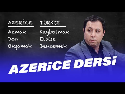 Azerbaycan'ın Cem Yılmaz'ı Elmeddin Ceferov'dan Eser'e Azerice Dersi | EYS 16. Bölüm