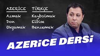 Azerbaycan'ın Cem Yılmaz'ı Elmeddin Ceferov'dan Eser'e Azerice Dersi | Eys 16. B