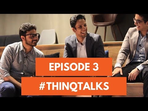 College, Career choices & Startups ft. Millennial Engineers / thinQtalks Podcast Ep 3/Part1