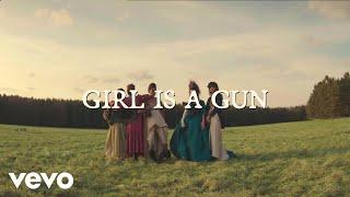 Halsey - Girl is a Gun (Lyric Video)