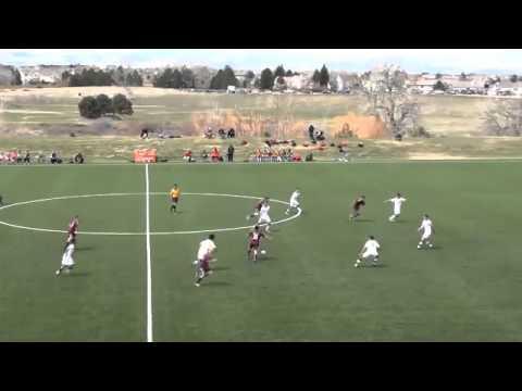 Ricardo Ocampo Real vs Rapids 1st half