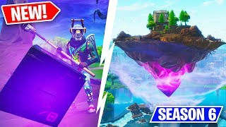 Season 6 SECRETS! Secret POI's, Pets, Shadow Stones & Floating Loot Lake in Fortnite Battle Royale!