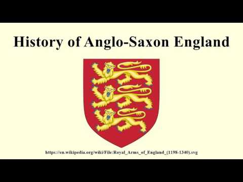 a history of the anglo saxon society The church in anglo-saxon society surveys a broad sweep from c550 to 1100 its opening chapter places the anglo-saxon conversion to christianity in the context of britain's roman inheritance and the south east's increasing links with the continent.