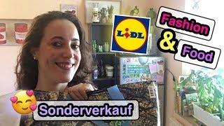 Lidl Sonderverkauf Haul 50 Juli 2018 Vera Mom Of 2 Youtube