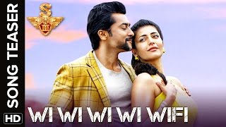 Download Hindi Video Songs - Wi Wi Wi Wi Wifi | Song Teaser | S3 | Suriya, Anushka Shetty, Shruti Haasan | Karthik