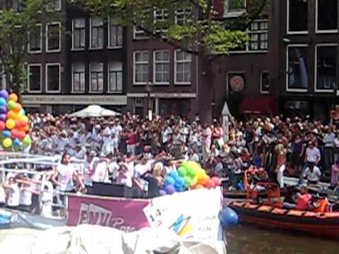 gaypride 2009 canal parade