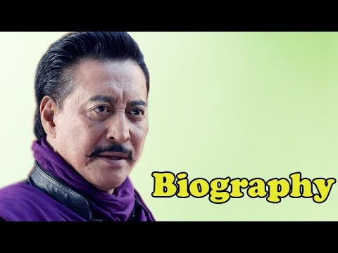Danny Denzongpa - Biography