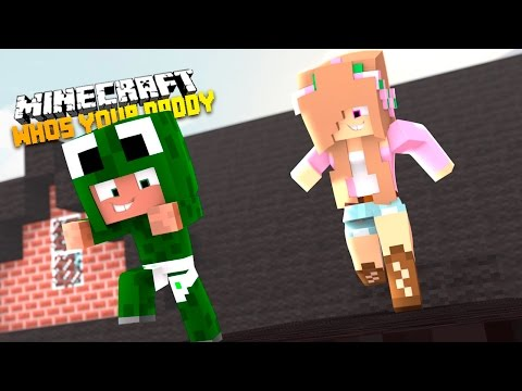 Thumbnail: Minecraft - WHO'S YOUR DADDY? BABY BLOWS UP THE HOUSE!