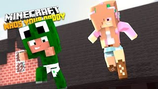 Minecraft - WHO'S YOUR DADDY? BABY BLOWS UP THE HOUSE!