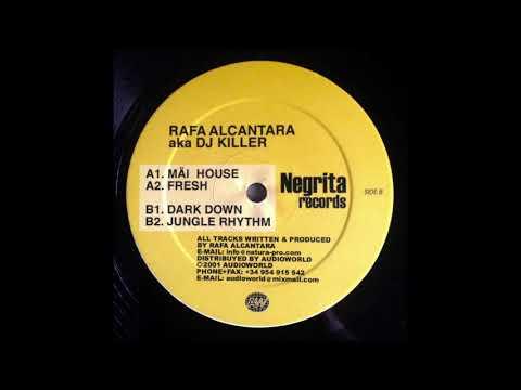Rafa Alcantara a.k.a. Dj Killer - Mäi House E.P. Negrita Records (NR001)