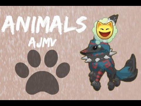 Animals - Maroon 5 AJMV