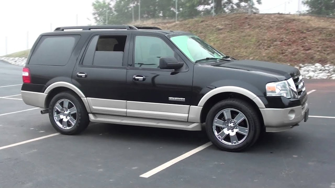 for sale 2007 ford expedition eddie bauer rear ent system stk p5623a youtube. Black Bedroom Furniture Sets. Home Design Ideas