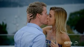 Baixar Bachelor Richie has passionate kiss with Alex on a single date