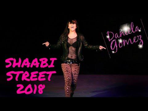Shaabi Street (Mahragan) - Daniela Gómez en Raqs Hobna Fest 2018