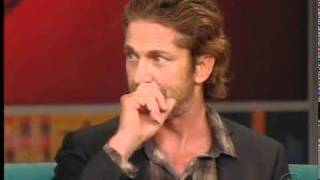 Gerard Butler - The View - 15 Sep 2011 Machine Gun Preacher interview
