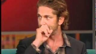 Gerard Butler - The View - 15 Sep 2011 Machine Gun Preacher interview
