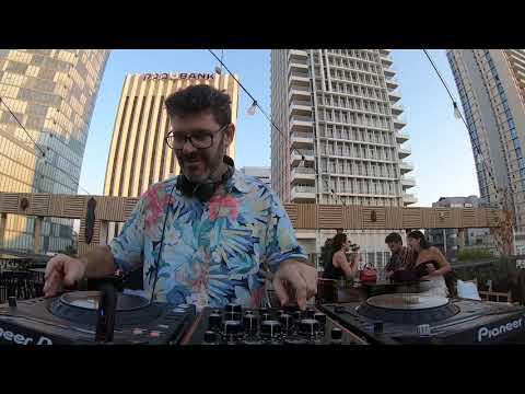 Elado Sunset Session In Tel Aviv - Live DJ Set