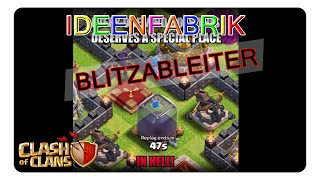 Blitzableiter - Ideenfabrik || Clash of Clans | Deutsch | German