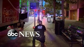 Dallas Shooting: A Timeline