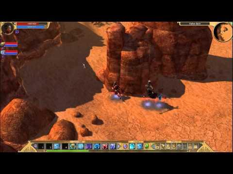 Harmless Plays Titan Quest ep 43 - Scarabaeus the Desert King |